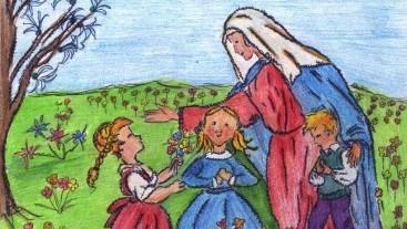 IV Wewnątrzprzedszkolny Konkurs Piosenki Maryjnej